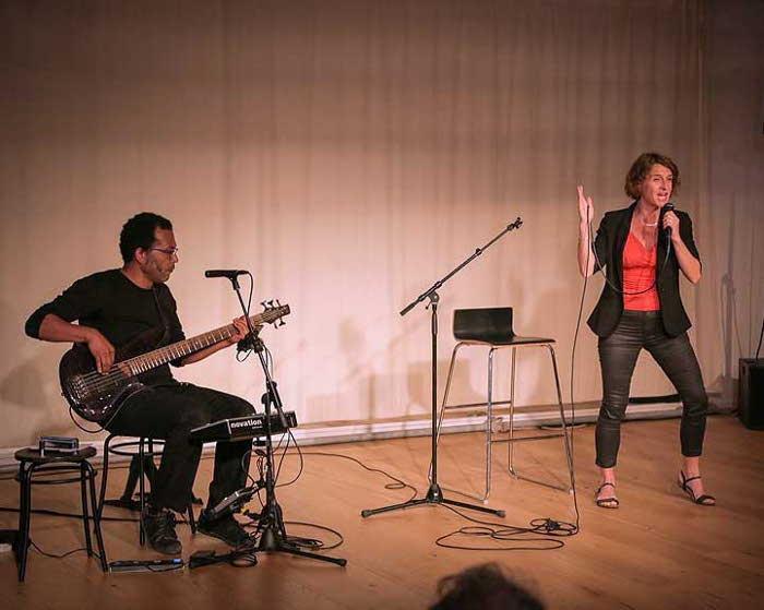 Karine Mazel Performance