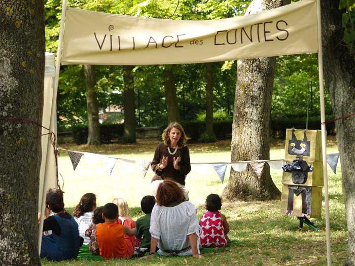 Karine Mazel, Village de l'imaginaire